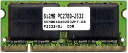 512MB SO-DDR Apple PowerBook / iBook /iMac G4