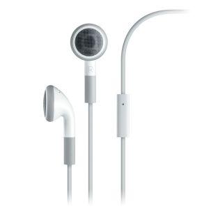 OEM sluchátka s mikrofonem a ovládáním pro Apple iPhone / 3G/ 3GS