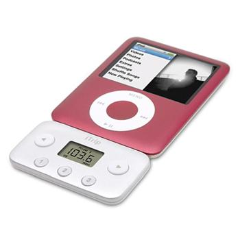 Griffin Techology iTrip 3G - 30pin dock FM vysílač pro iPod leštěný hliník- 4042-NTRPDA-2