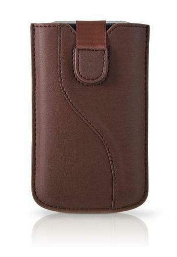 Marware CEO GLIDE kožená kapsa pro iPhone 3G / 3GS , hnědá