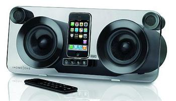 iHome One - Hifi reproduktory s DSP pro Apple iPhone 3G/3GS DO , DPS akustika BONGIOVI