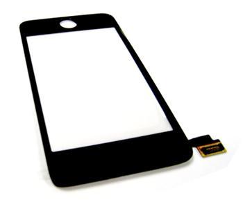Apple iPod Touch 3 gen 32/64GB Touch panel screen digitizer dotykový panel a krycí sklo servisní díl