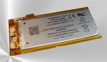 Apple baterie pro iPod Nano 4 .Generace 616-0407