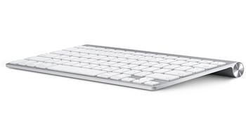 Apple Wireless hliníková bezdrátová bluetooth klávesnice, CZ znaky