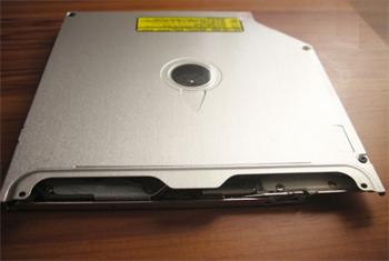 Panasonic 8x Dual Layer Slot Loading SuperDrive - MacBook / Pro 13, 15, 17 2009 /2010 UNIBODY