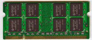 2GB SO DDR DIMM iMac Intel /MacBook Pro ( Core 2 Duo ) 2007-2008