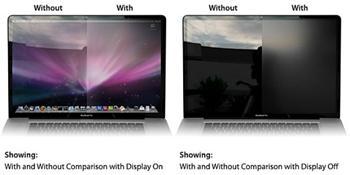 """RadTech ClearCal antireflexní matná fólie pro Apple MacBook Pro Retina 13"""" a Unibody 13,3"""""""