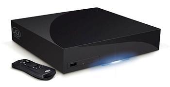1TB LaCie LaCinema Black MAX HDMI HDD USB 2.0 EK multimediální disk