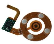 Apple iPod Nano 3 gen clickwheel /w electronics elektonika klikacího kolečka