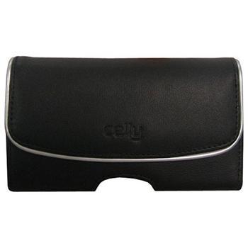 Celly HD kožené pouzdro na opasek pro Apple iPhone 3G/3GS /4G magnetické