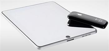 iPower Mirror Screen zrcadlová polopropustná fólie pro Apple iPad Wifi / iPad 3G