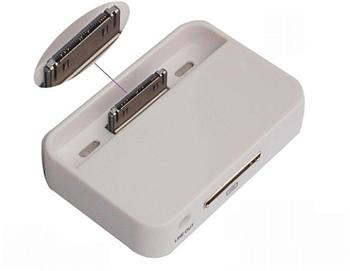 iPower Apple Phone 4G /4S dock - dokovací a nabíjecí stojánek pro Apple iPhone 4G /4S