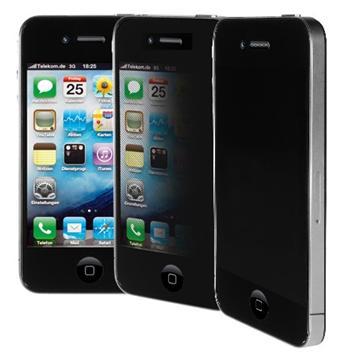 Macally 4 Way Privacy Screen fólie pro Apple iPhone 4G/4S 1x přední