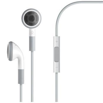 Apple iPhone 4G originální headset sluchátka s mikrofonem a ovládáním hlasitosti pro iPhone 4G a 3GS