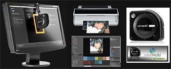 Pantone / XRite ColorMunki Design kalibrační sonda pro monitory a tiskárny