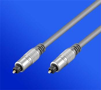 Optický digitální audio kabel - TOSLink- TOSLink M/M 15 metrů