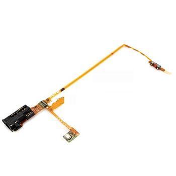 Apple iPod Nano 5.gen Headphone jack w/hold switch sluchátkový obvod s hold přepínačem