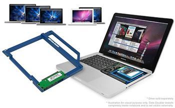 """OWC Data Doubler MacBook Pro 2,5"""" kit -instalační kit pro 2,5"""" HDD /SSD místo optické mechaniky OWCDDAMBS0GB"""