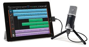 Apogee MIC studiový mikrofon USB pro Apple iPad, iPhone, iPod Touch a Mac