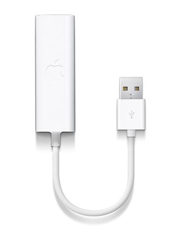 Apple USB Ethernet adapter Mac Book Air (2010 a novější )