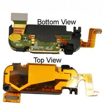 Apple iPhone 3GS Dock + repro+ anténa+ mikrofon 3GS osazený servisní díl - APL-IP3GSSP-50
