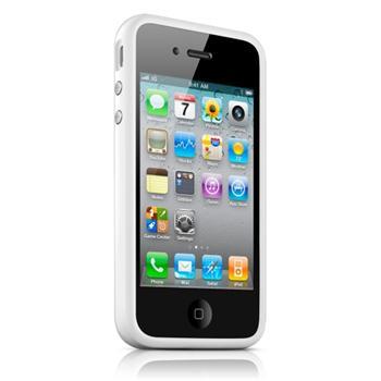 Apple BUMPER original pouzdro pro Apple iPhone 4G /4S bílé MC668ZM