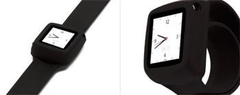Griffin Technology Slap Press pro iPod nano 6 generace, černé