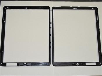 Apple iPad front bezel middleframe - rámeček digitizeru pro Apple iPad 3G + Wifi