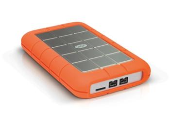 500GB Lacie Rugged TRIPLE extra odolný FW800 / USB 3.0 mobilní disk 7200rpm - LC-301983