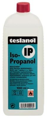 Teslanol IPA Isopropylalkohol ( 99,5% ) 1000ml