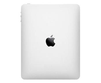 Apple iPad Back Cover Wifi -zadní kryt iPad 1 generace , model Wi-Fi