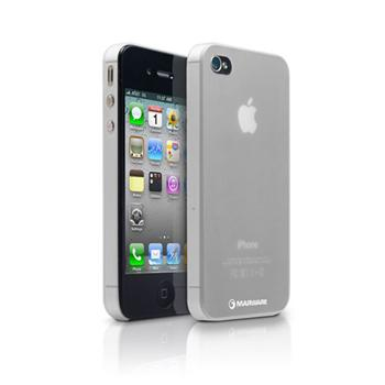 Marware Membrane pro iPhone 4S, ICE White - MWR-MEM4S-WHT