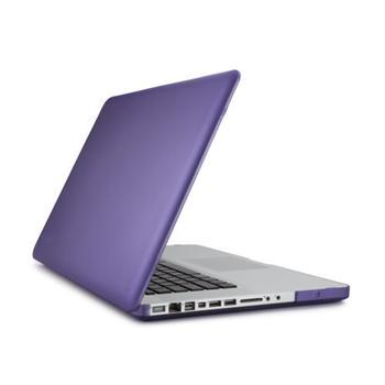 Speck SeeThru SATIN polykarbonátové pouzdro pro MacBook Pro 15 unibody - lilková Aubergine