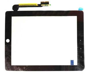 Apple iPad 3 touch screen digitizer black - dotykový panel pro Apple iPad 3 černý