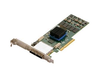 ATTO ExpressSAS R680 RAID SATA 3 SATA/SAS PCIe řadič , 6Gbit, 2 x mini SAS externí