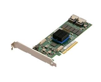 ATTO ExpressSAS R608 RAID SATA 3 SATA/SAS PCIe řadič , 6Gbit, 2 x mini SAS interní
