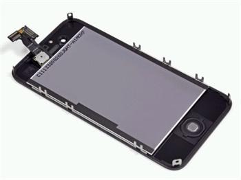 Apple iPhone 4S Touch + LCD screen retina ORIGINAL kompletní přední díl iPhone 4S černý