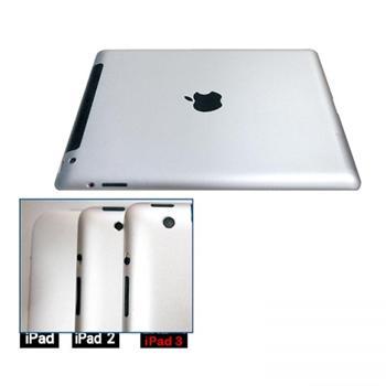 Apple iPad 3 Back Cover wifi+4G zadní hliníkový kryt pro Apple iPad 3 ( wifi+4G)