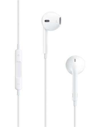 Sluchátka headset Apple EarPods s ovládáním a mikrofonem pro iPhone MD827ZM/A