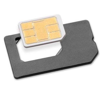 iPower redukce telefoní NanoSIM (iPhone 5) na SIM kartu TC-NANOSIM-SIM