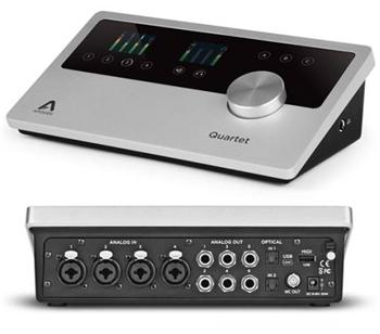 Apogee Quartet USB 2.0 profesionální audio interface pro Apple Mac / iPad