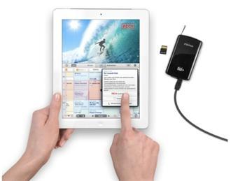 EQUINUX Tizi + PLUS 16GB digitální televizní tuner s nahráváním pro Apple iPad a iPhone