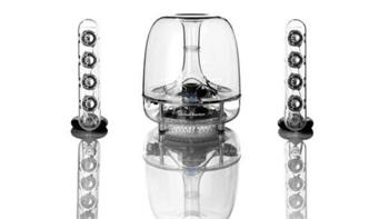 Harman Kardon SoundSticks WIRELESS Bluetooth high end reproduktory 2.1