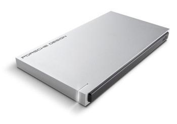 500GB LaCie Porsche Design Mobile Drive P'9223 SLIM USB 3.0 přenosný disk LAC9000304
