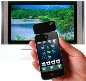 Kinetix Re Remote IR dálkové ovládání z vašeho iPhone a iPodu