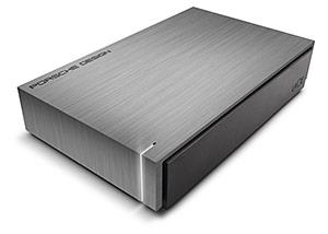 4TB LaCie Porsche Design Desktop Drive externí disk P'9230 USB 3.0 9000384EK