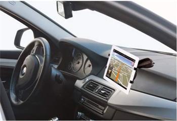 """Cellular Line CRAB - držák pro iPad nebo tablet 7-10"""" do auta"""