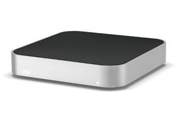 NewerTechnology miniSTACK Quad Interface - box na disky v designu Apple Mac Mini