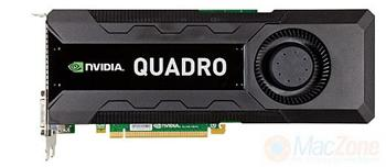 NVIDIA Quadro 5000 4GB DDR5 for Mac grafická karta PCIe 3.0 pro Apple MacPro