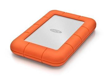 1TB Lacie Rugged Mini USB 3.0 5400rpm - přenosný odolný HDD minimálních rozměrů 301558